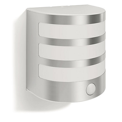 Image for Philips Calgary LED Wall Lantern with PIR from StoreName