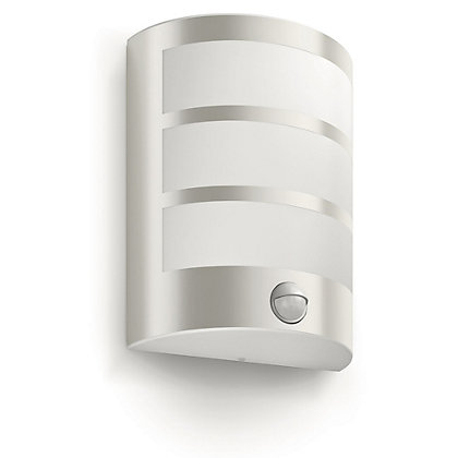 Image for Philips Python Wall Lantern with PIR from StoreName