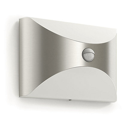 Image for Philips Herb Wall Lantern with PIR from StoreName