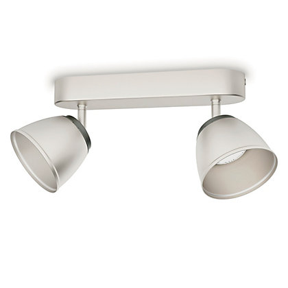 Image for Philips Myliving County LED 2 Bar Spotlight from StoreName