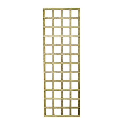 Image for Forest Premium Wooden Trellis - 6x2ft from StoreName