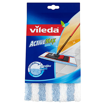 Image for Vileda Active Max Flat Mop Refill from StoreName