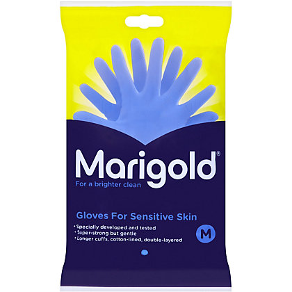 Image for Marigold Sensitive Latex Free Gloves - Medium from StoreName