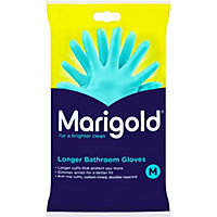 Marigold Bathroom Long Cuff Gloves  - Medium