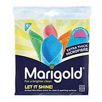 Marigold Let It Shine MF Cloths - Pack of 4