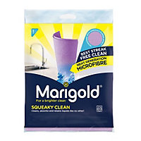 Marigold Squeeky Clean PU MF Cloth