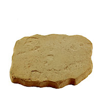 Stylish Stone Random Stepping Stone 400x300mm - York Gold