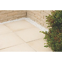Stylish Stone Cambridge Textured Paving 450x450mm - Sand