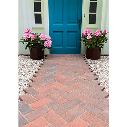 Image for Stylish Stone Malvern Drive Paving - Brindle from StoreName