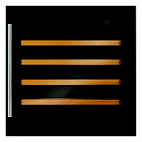 CDA FWV600BL Built-in Wine Cooler - 60cm