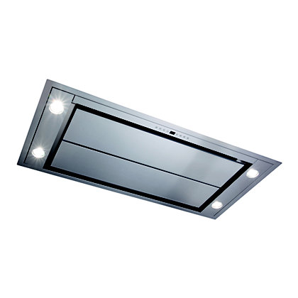 Image for CDA EVX101SS Ceiling Extractor Cooker Hood - 100cm from StoreName