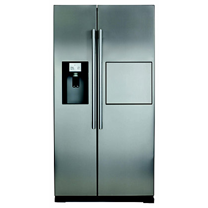 Image for CDA PC71SC Side by Side Fridge Freezer with Homebar from StoreName