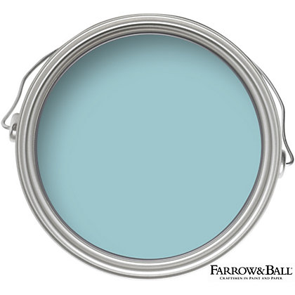 Image for Farrow & Ball Estate No.210 Blue Ground - Matt Emulsion Paint - 2.5L from StoreName