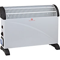 3kW Turbo Convector Heater with Timer