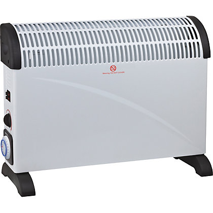 Image for 3kW Turbo Convector Heater with Timer from StoreName