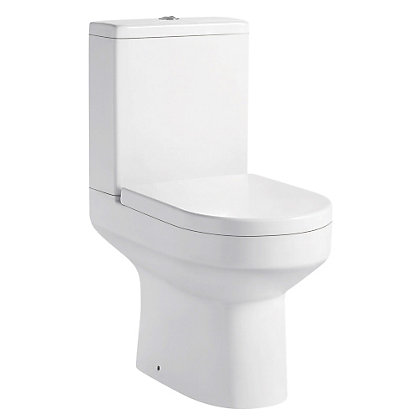 Image for Mondella Cadenza Close Coupled Toilet from StoreName