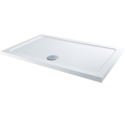 Image for Rectangular Shower Tray - 1000 x 760mm from StoreName