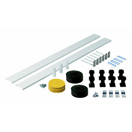 Image for Panel Easy Plumb Kit for Square & Rectangular Trays - up to 1200mm from StoreName