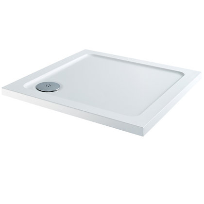 Image for Square Shower Tray - 800 x 800mm from StoreName