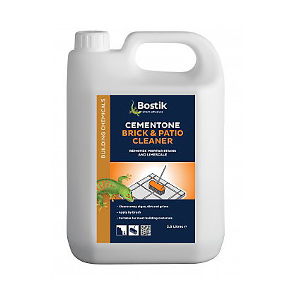 Image for Bostik Cementone Brick & Patio Cleaner - 5L from StoreName