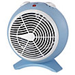 Blue & White 2kw Fan Heater