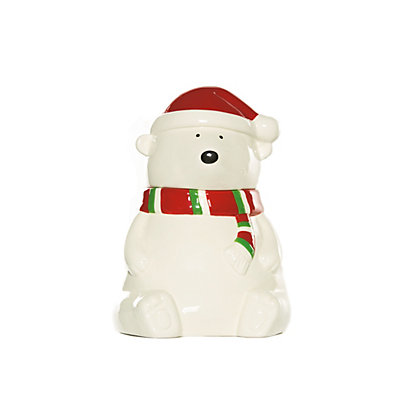 Image for Polar Bear Cookie Jar from StoreName