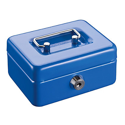 Image for Sandleford Mini Cashbox - 60mm x 125mm x 95mm from StoreName