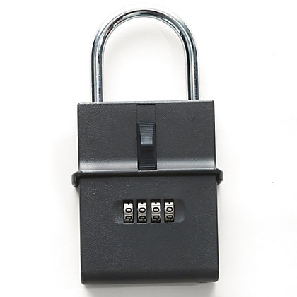 Image for Portable Key Storage Safe-H95xW75xD25mm from StoreName