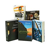 Book Safe - 5 x Assorted Designs