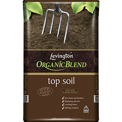 Image for Levington Organic Blend Top Soil - 20L from StoreName