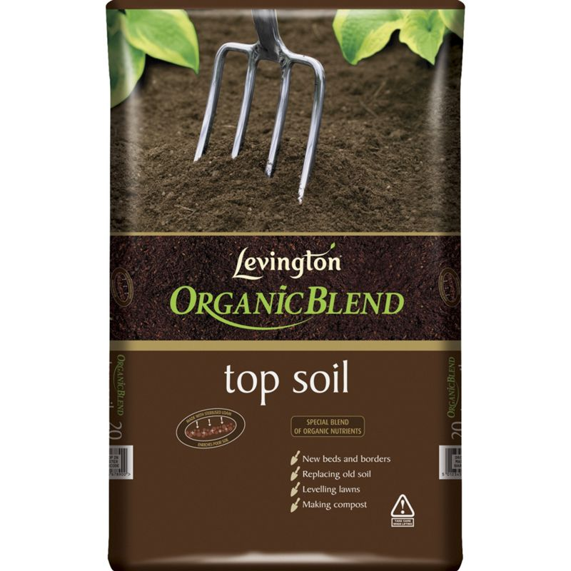 Top soil find it for less for Organic top soil