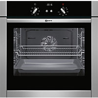 Neff B44M42N5GB Classic Single Oven - Stainless Steel