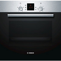 Bosch HBN331E7B Single Oven - Stainless Steel
