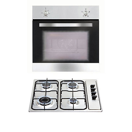 Image for Matrix Fan Oven and Gas Hob Pack from StoreName