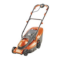 Flymo Chevron 34C Wheeled Electric Lawn Mower