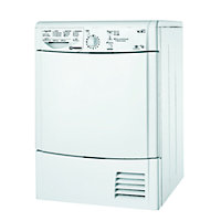 Indesit Ecotime IDCL 85 B H Condenser Tumble Dryer - White