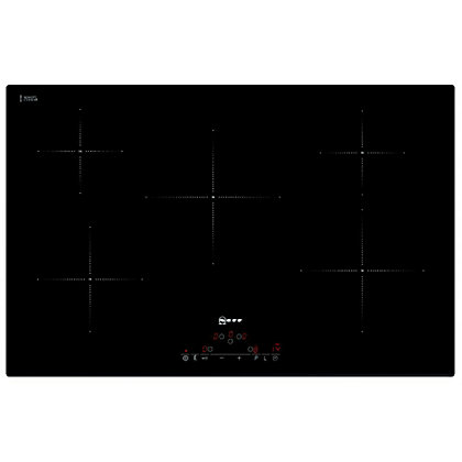 Image for Neff T41D82X2 Induction Hob - Black from StoreName