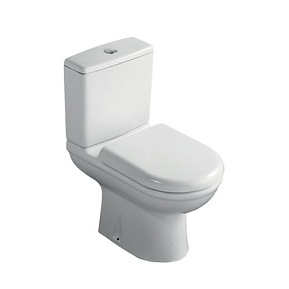 Image for Armitage Shanks Sandringham 31 Toilet Package from StoreName