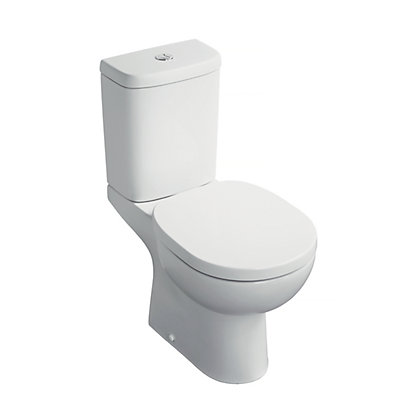 Image for Armitage Shanks Sandringham 51 Toilet Package - Takeaway from StoreName