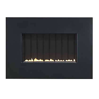 Image for Lymington Grand L30 Flueless - Black Gas Fire from StoreName