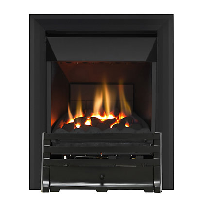 Image for Grange Black High Efficiency Gas Fire from StoreName