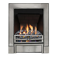 Stroud Cast Slimline Radiant Gas Fire