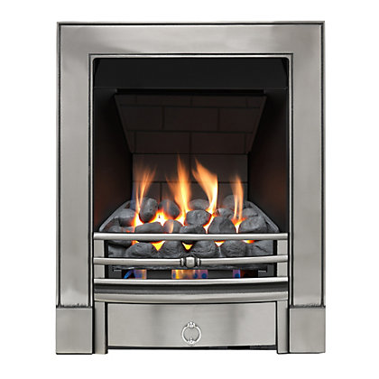 Image for Stroud Cast Slimline Radiant Gas Fire from StoreName