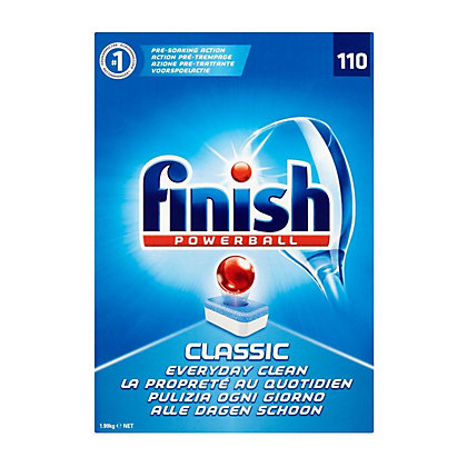 Image for FINISH CLASSIC REGULAR 110TABS from StoreName