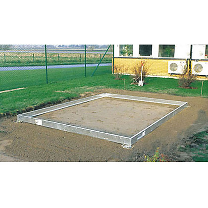 Image for Baronet Greenhouse Base Pack - Natural Colour - 6x6ft from StoreName