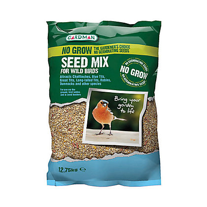 Image for Gardman No Grow Seed Mix - 12.75kg from StoreName