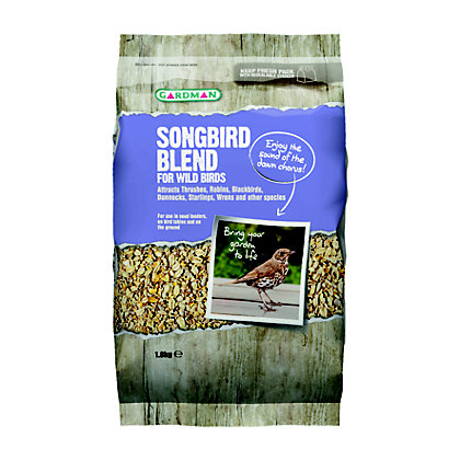 Image for Gardman Songbird Blend - 1.8kg from StoreName