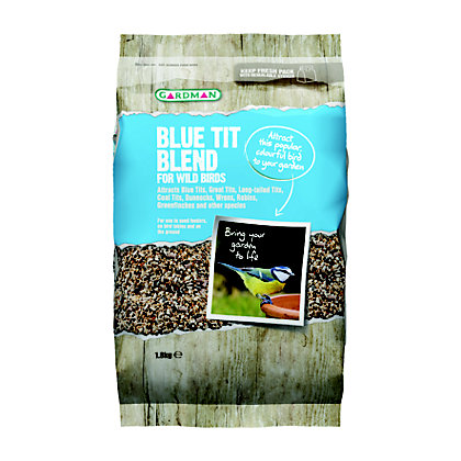 Image for Gardman Blue Tit Blend - 1.8kg from StoreName
