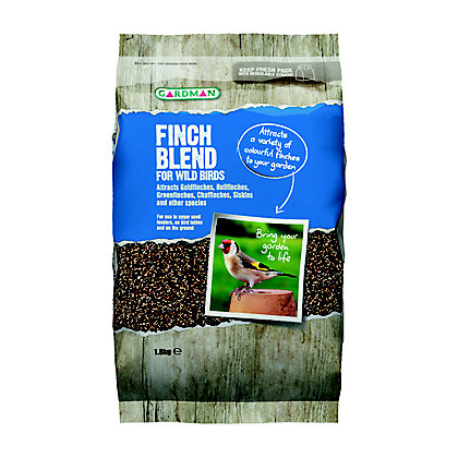 Image for Gardman Finch Blend - 1.8kg from StoreName