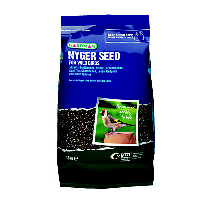 Image for Gardman Nyger Seed - 1.8Kg from StoreName